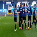 Atalanta 1-0 Juventus - Ruslan Malinovskyi 87'