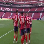 Atlético Madrid 2-0 Eibar - Ángel Correa 44'