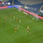 Basaksehir 1-0 Fenerbahce - Omer Sahiner 18'