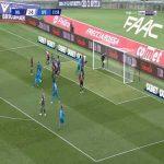 Bologna 2-[1] Spezia - Ardian Ismajli 34'