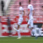 Dijon 2-0 Nice - Yassine Benzia penalty 76'
