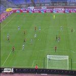 Lazio 1-0 Bologna - Fabio Depaoli o.g. 10'