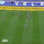 Lazio 3-[1] Bologna - Marco Sau nice goal 45'