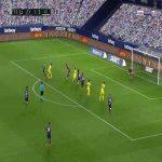 Levante 1-[4] Villarreal - Ruben Vezo OG 72'