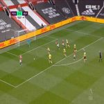Manchester United [3] - 1 Burnley - Edinson Cavani 90+3'