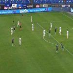 Napoli 1-0 Inter - Samir Handanovic OG 36'