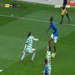 Rangers [2]-0 Celtic: Jonjoe Kenny OG 34'