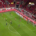 Spartak Moscow 0-2 Ufa - Filip Mrzljak 48'