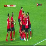 Zamalek 1 - [2] Al Ahly - Mohamed Sherif 34' (Egyptian Premier League)