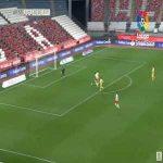 Almeria 1-0 Espanyol - Umar Sadiq 50'