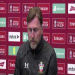 """Southampton manager Ralph Hasenhüttl on a European Super League: """"For me, this is completely unacceptable. Nobody wants it. The fans don't want it."""""""