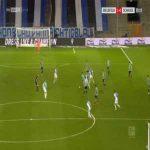 Arminia Bielefeld 1-0 Schalke - Fabian Klos 50'