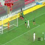 GKS Tychy 1-0 Radomiak Radom - Łukasz Grzeszczyk PK 44' (Polish I liga)