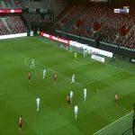 Guingamp 1-0 Chambly - Ronny Rodelin 90'+2'