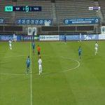 Niort 0-2 Troyes - Hyun-Jun Suk 75'