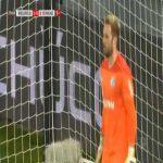 Ralf Fahrmann (Schalke) penalty save against Arminia Bielefeld 80'