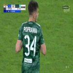 Śląsk Wrocław [3]-3 Podbeskidzie Bielsko-Biała - Konrad Poprawa 83' (Polish Ekstraklasa)