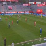 Wurzburger Kickers 1-[2] Darmstadt - Tim Skarke 79'