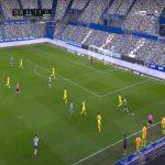 Alaves [2]-1 Villarreal - Edgar Mendez 80'
