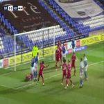 Birmingham [1]-0 Nottingham Forest - Marc Roberts 49'