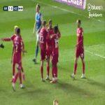Birmingham 1-[1] Nottingham Forest - Lewis Grabban penalty 90+8'