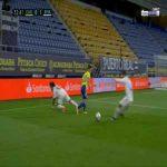 Cadiz 0-2 Real Madrid - Alvaro Odriozola 33'