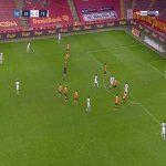 Galatasaray 0-1 Trabzonspor - Edgar Ie 76'