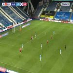 Huddersfield 0-1 Barnsley - Daryl Dike bicycle kick 65'