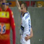 Jagiellonia Białystok 2-[2] Stal Mielec - Maciej Domański PK 68' (Polish Ekstraklasa)