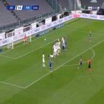 Juventus 0-1 Parma - Gaston Brugman free-kick 25'