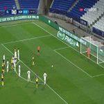 Lyon 0-1 Monaco - Wissam Ben Yedder penalty 53'