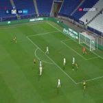 Lyon 0-2 Monaco - Kevin Volland 61'