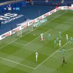 PSG [1] - 0 Angers - Mauro Icardi 9'