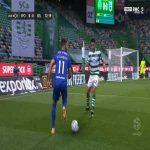 Sporting 0-1 Belenenses SAD - Mateo Cassierra 13'