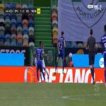 Sporting [2]-2 Belenenses SAD - Jovane Cabral penalty 90'+6'