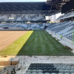 Grass installed at new Crew stadium