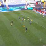 Braunschweig 0-1 Aue - Dimitrij Nazarov 49'