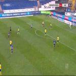Braunschweig 0-2 Aue - Philipp Zulechner 82'