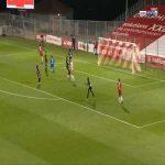 AC Ajaccio [2]-1 Amiens - Bevic Moussiti Oko 48'