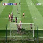 Blackburn [1]-0 Huddersfield - Adam Armstrong 8'