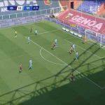 Genoa 1-0 Spezia - Gianluca Scamacca 62'