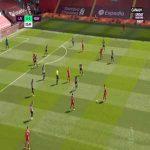Liverpool 1-0 Newcastle - Mohamed Salah 3'