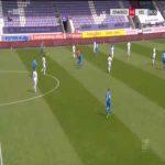 Osnabruck 0-1 Holstein Kiel - Janni-Luca Serra 7'