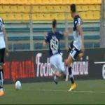 Parma 3-[4] Crotone - Simy penalty 69'
