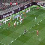 Union Berlin 1-0 Werder Bremen - Joel Pohjanpalo 50'