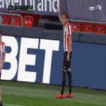 Athletic Bilbao [2]-1 Atlético Madrid - Inigo Martinez 86'