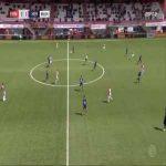 FC Emmen [2]-1 Heracles - Michael de Leeuw 89'