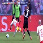RB Leipzig 2-0 Stuttgart - Emil Forsberg penalty 67'