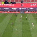 Rennes [1]-1 Dijon - Martin Terrier 15'