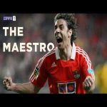 The Maestro Rui Costa | Benfica's Prodigal Son